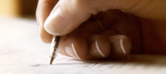 writing-image