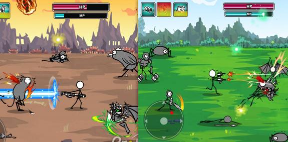 Cartoon Wars: Gunner+ App Download - Android APK