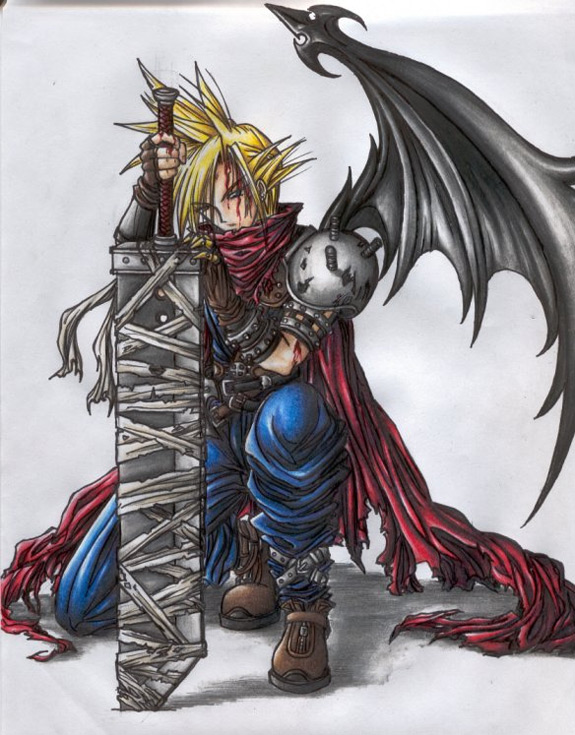 Final Fantasy Fan Art 1