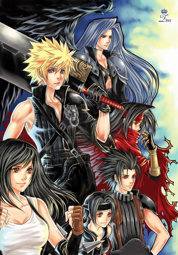 Final Fantasy Fan Art 11