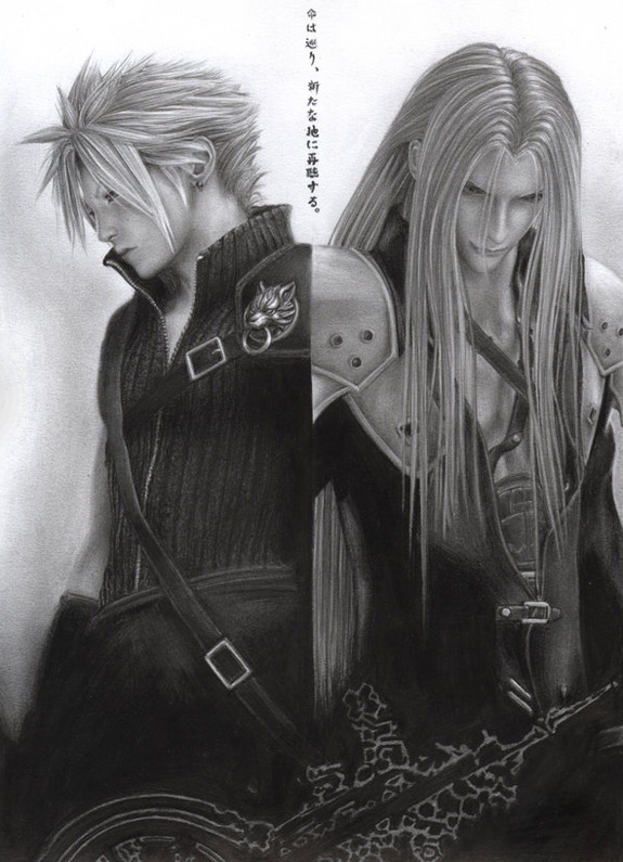 Final Fantasy Fan Art 16
