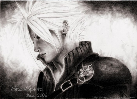 Final Fantasy Fan Art 4