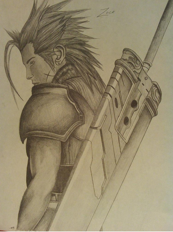 Final Fantasy Fan Art 5