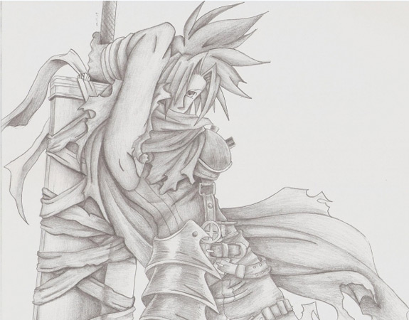 Final Fantasy Fan Art 7