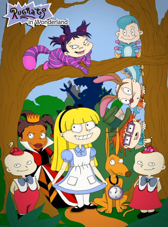 Cartoons of the 90s - Rugrats 2