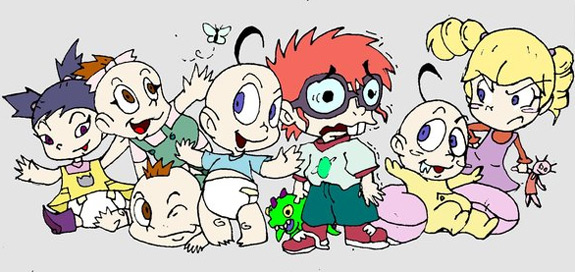 Cartoons of the 90s - Rugrats 4