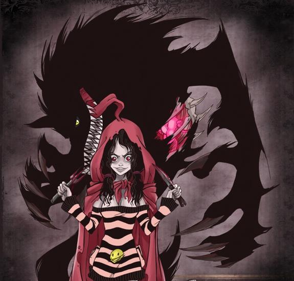 Little Red Riding Hood Art 20