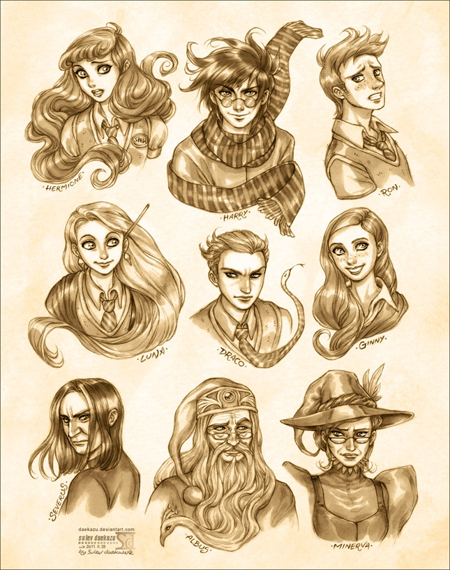 Magical Harry Potter Inspiration 12