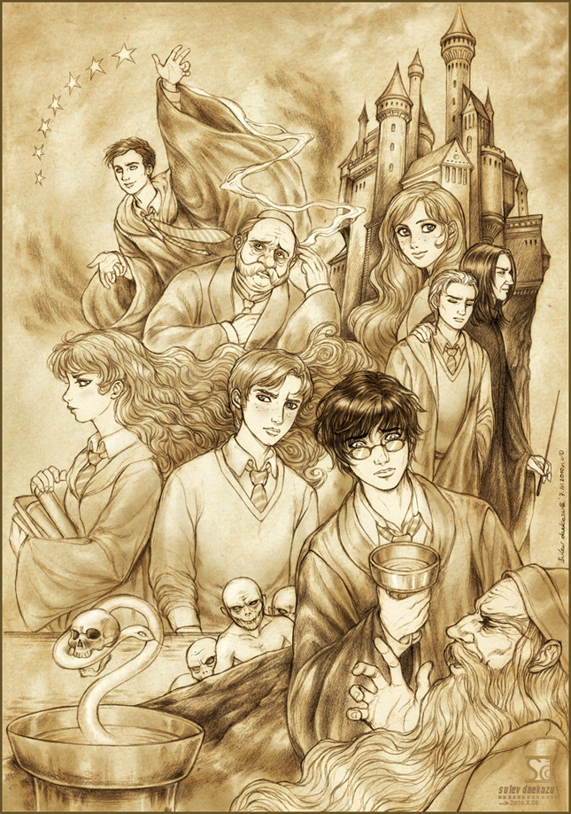 Magical Harry Potter Inspiration 13