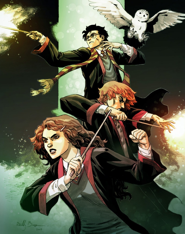Magical Harry Potter Inspiration 14