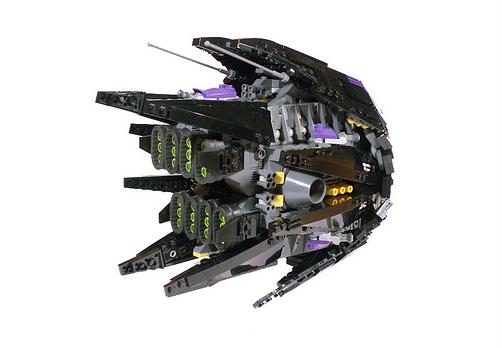 Tanatos battleship
