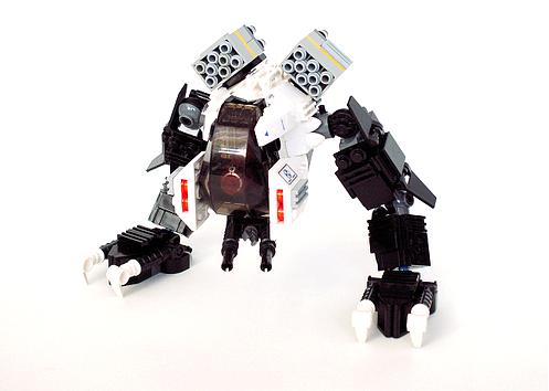 Berstuk battle droid