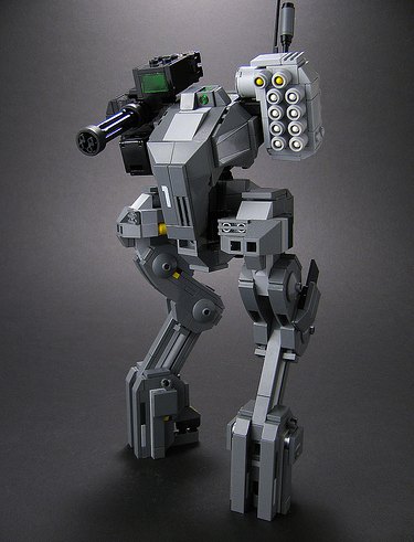ICON Class Command Mech
