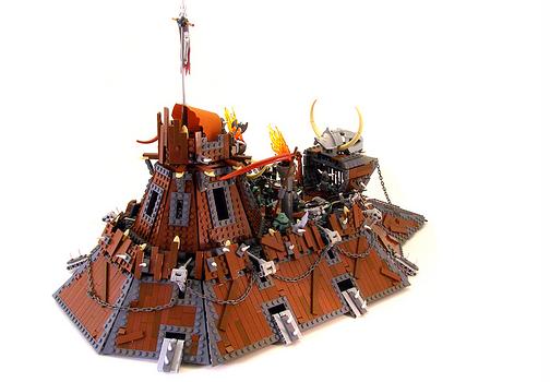 Mechanized Orc Castle 02