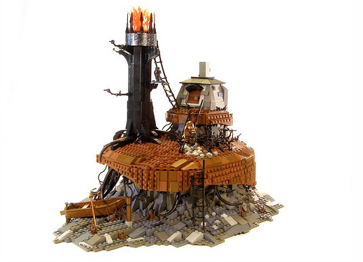 Mud Island Lighthouse