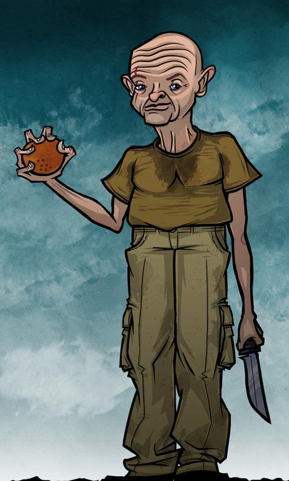Justin White (Jublin) - Illustration 6