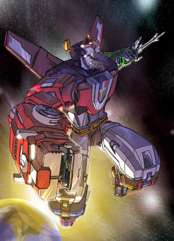 The Epicness of Voltron 2