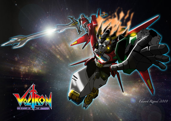 The Epicness of Voltron 4