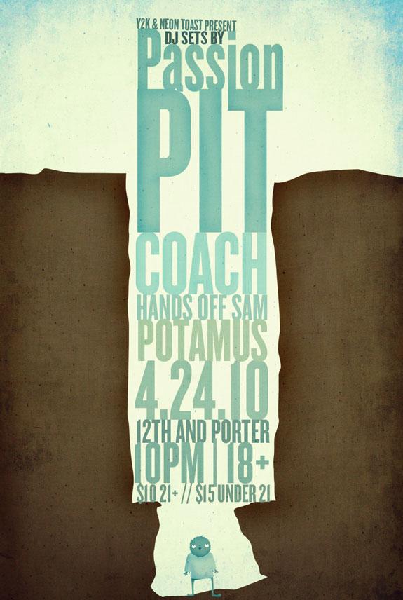 band poster 20