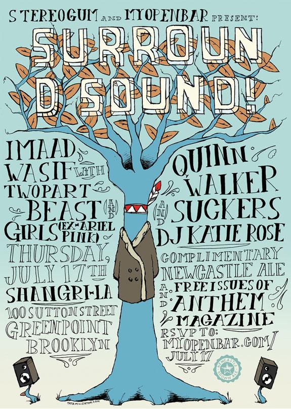 band poster 27