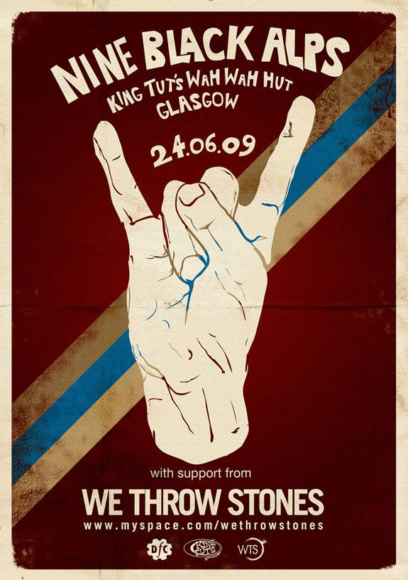 band poster 30