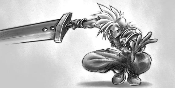 Final Fantasy Fan Art