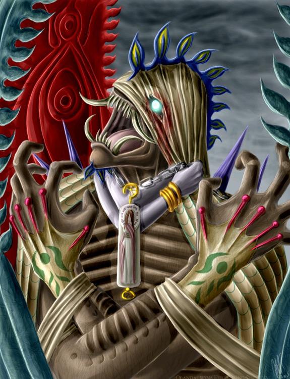 Final Fantasy Fan Art 13