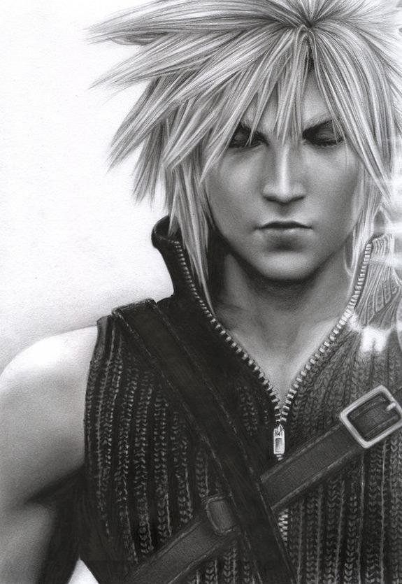 Final Fantasy Fan Art 15