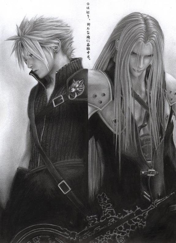 Final Fantasy Fan Art 16