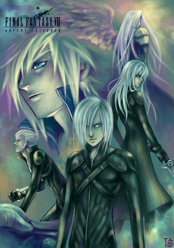 Final Fantasy Fan Art 17