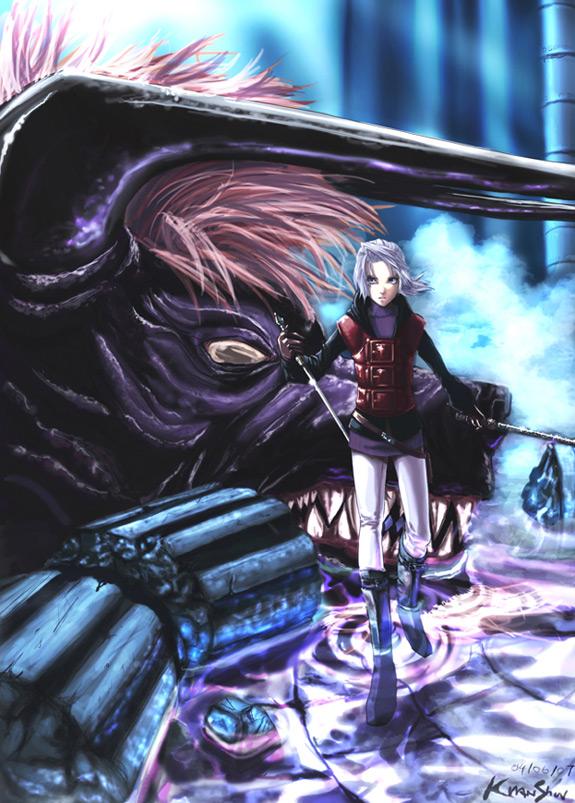 Final Fantasy Fan Art 19