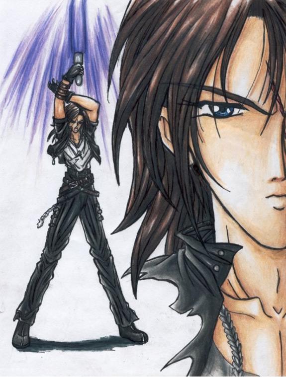 Final Fantasy Fan Art 3