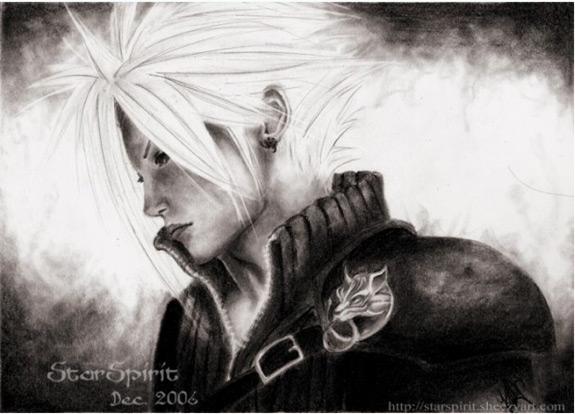 Final Fantasy Fan Art 4