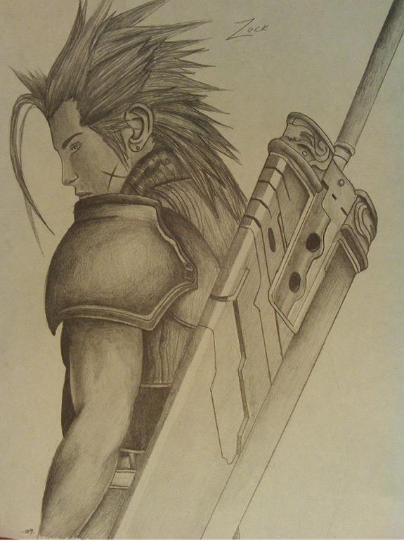Final Fantasy Fan Art 5