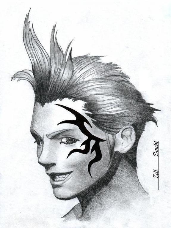Final Fantasy Fan Art 6