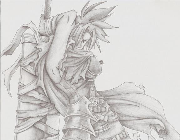 Final Fantasy Fan Art 7