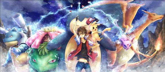 Power of Pokemon 1