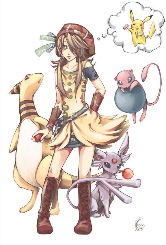 Power of Pokemon 2