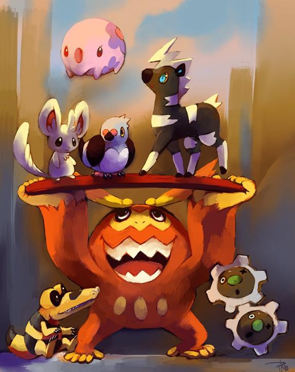 Power of Pokemon 4