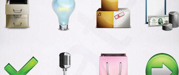 Design Resources: DeviantArt - Icons