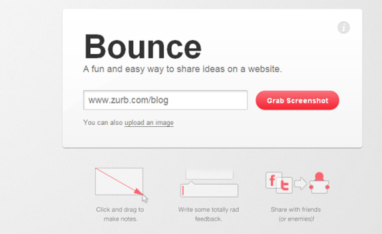 Google Chrome Extensions for Designers - Bounce