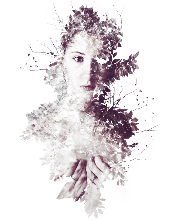 Graphic Design - Double Exposure - How To and Inspiration 1